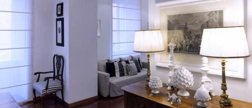 Arredare un appartamento a roma ristrutturazione d for Interior design studio roma