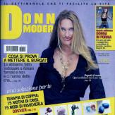 DONNA MODERNA 10/2007