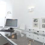 TRIBUTO AL MAXXI - STANZA COLLABORATORE STUDIO LEGALE ROMA