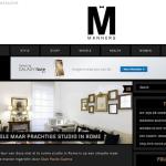 MANNERS MAGAZINE (OLANDA) 06-07/2013