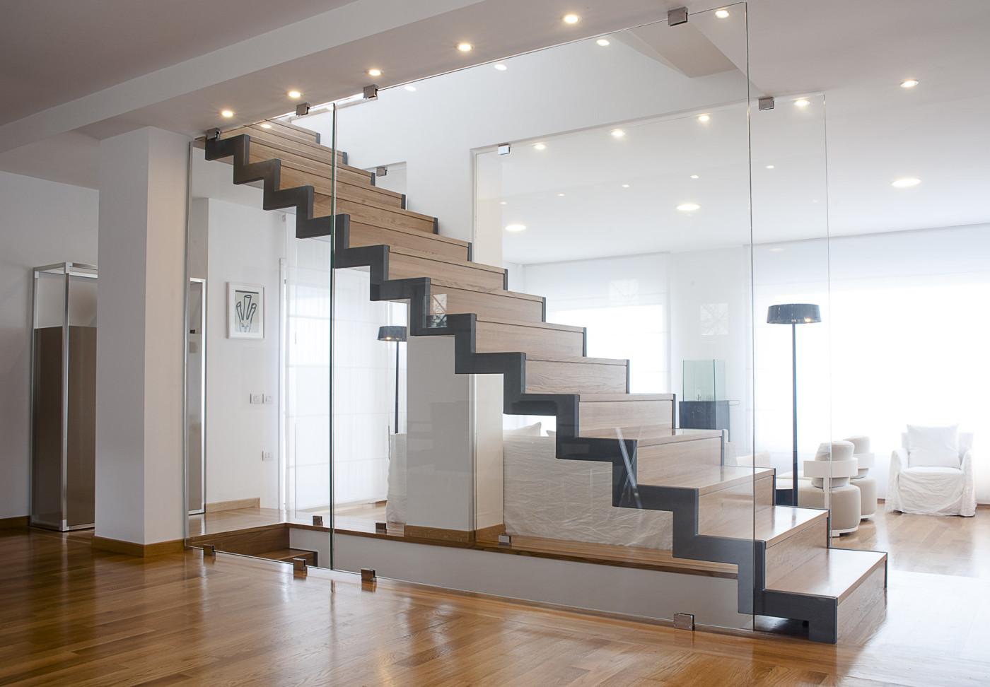 Interior design arredamento a benevento by gian paolo for Casas minimalistas modernas interiores